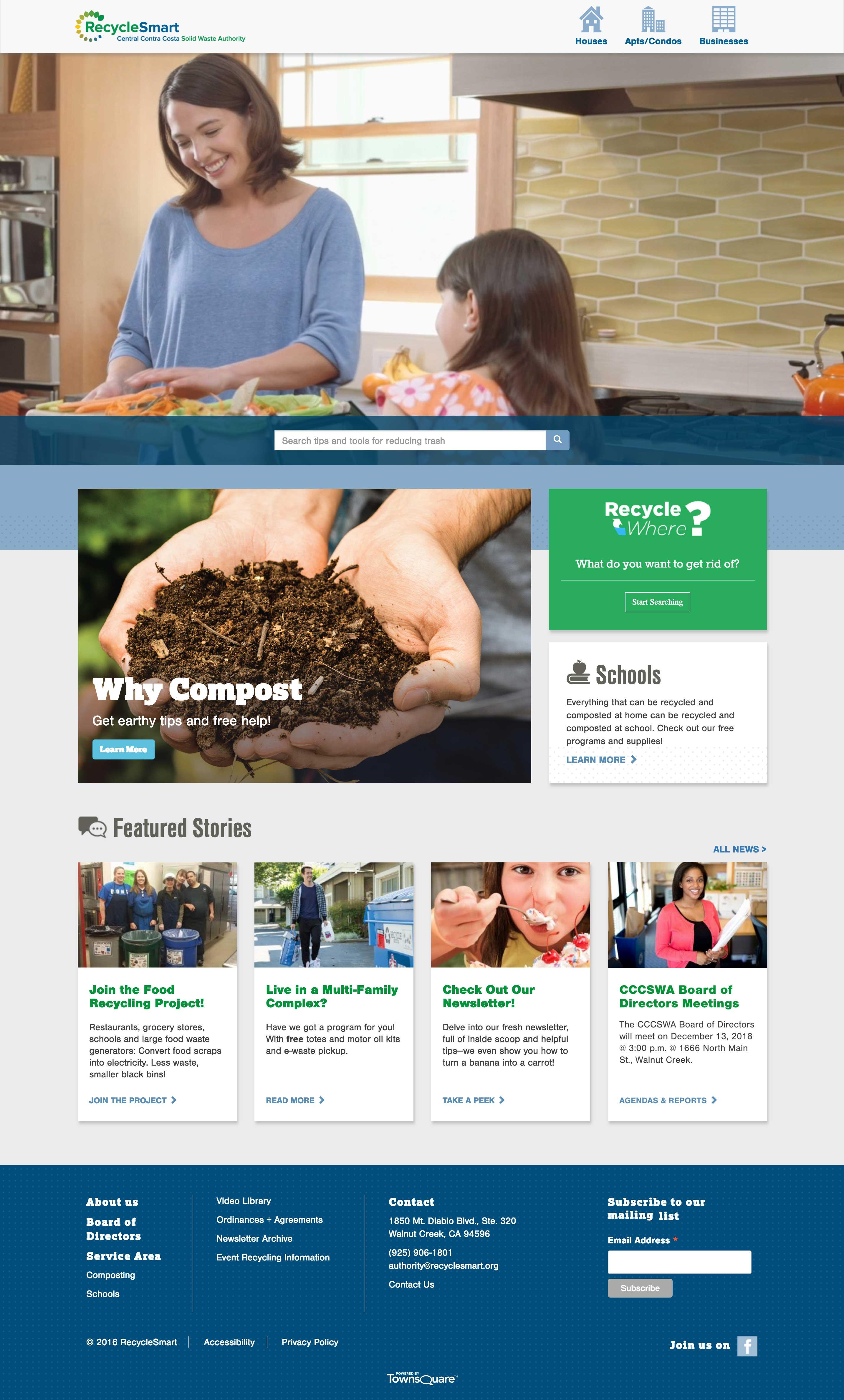 RecycleSmart Desktop