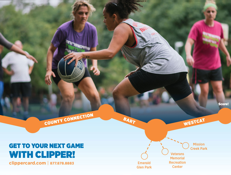 Clipper East Bay Campaign Concept