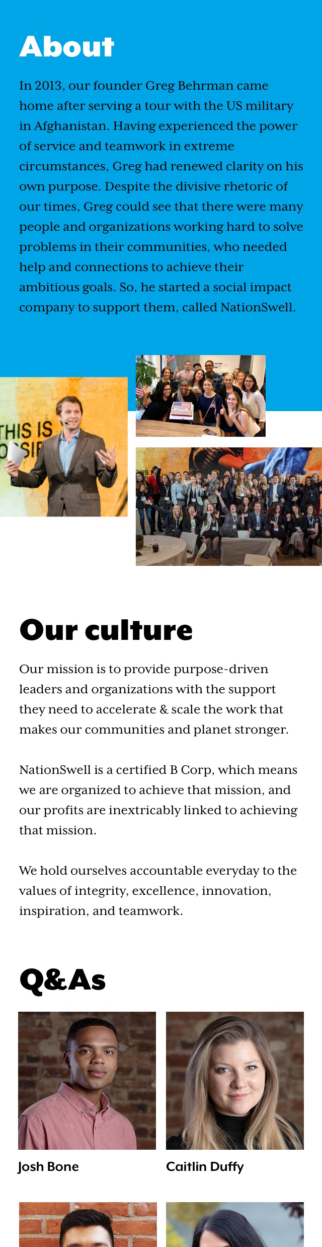 NationSwell About